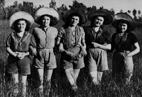 viva le donne1940
